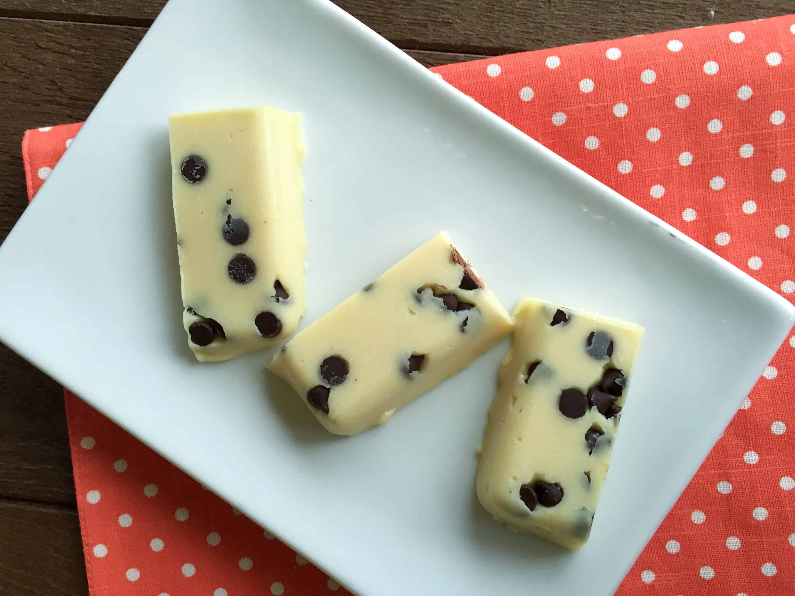 Coconut Cream Protein Fudge Bars {THM-S, Low Carb, Sugar Free ...
