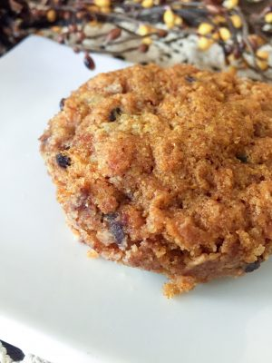 Pumpkin Chocolate Chip Muffin in a Mug {THM-S, Low Carb, Sugar Free}