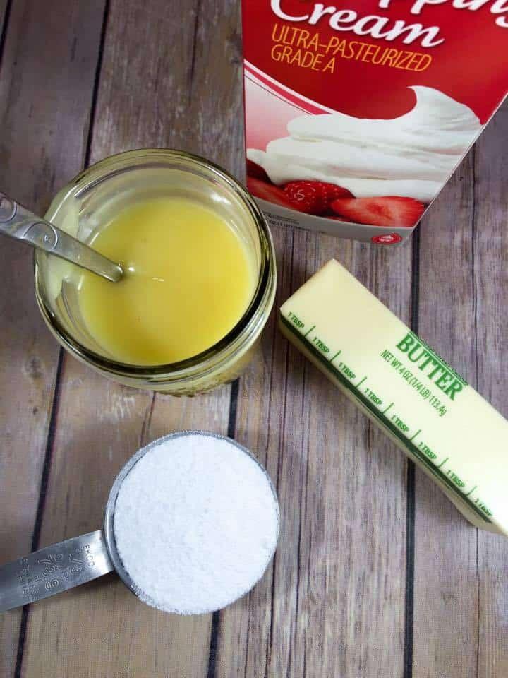 Low Carb, Sugar Free Sweetened Condensed Milk