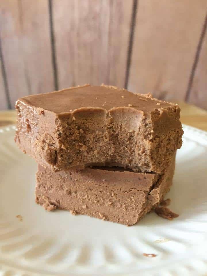 Sugar Free Peanut Butter Chocolate Fudge Recipe