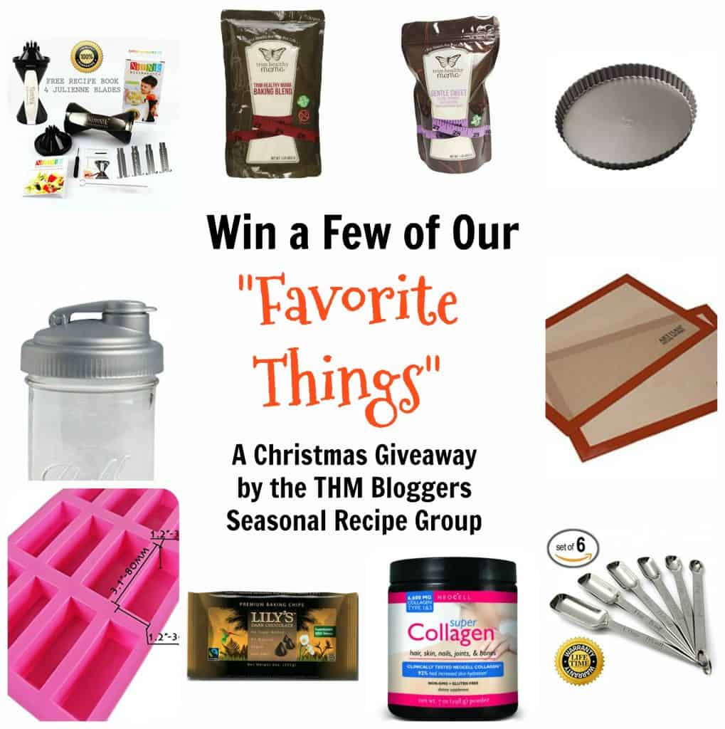 THM Seasonal Bloggers Christmas Giveaway
