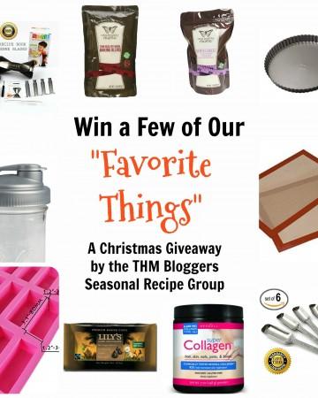 THM Seasonal Bloggers Christmas Giveaway