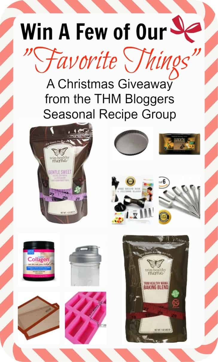 Christmas THM Bloggers Giveaway