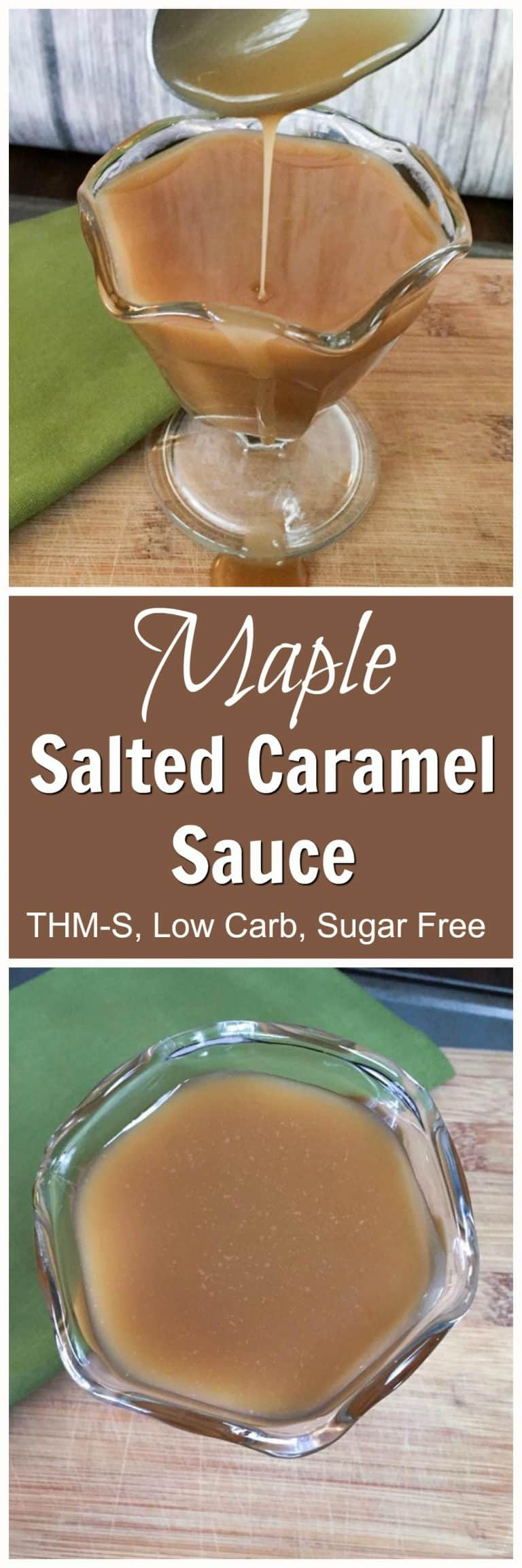 foto How to Thicken Caramel Sauce