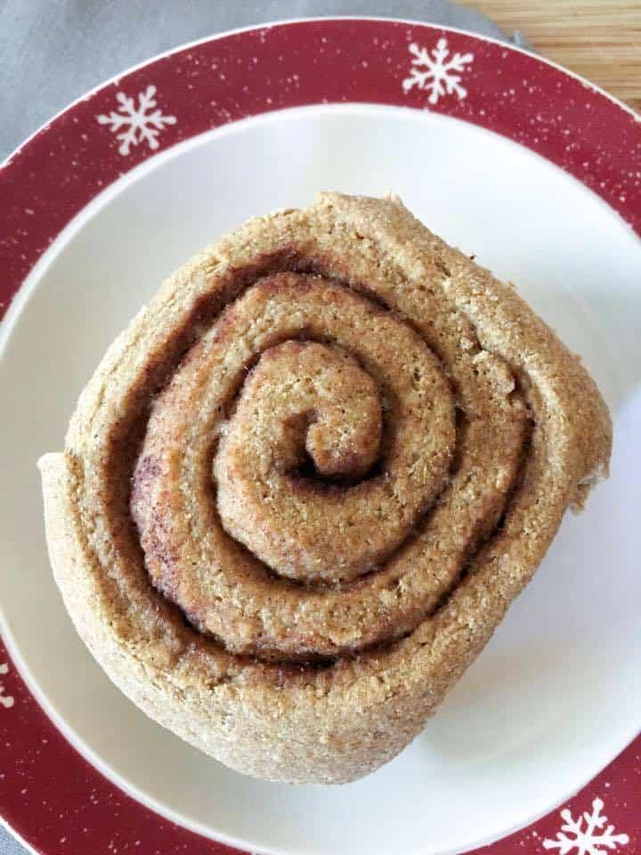 thm-trim healthy mama-cinnamon rolls