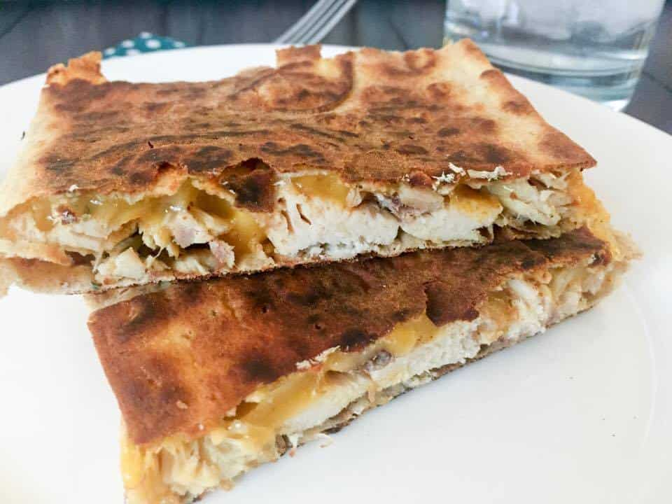 Easy Low Carb Quesadilla (THM-S, Low Carb)