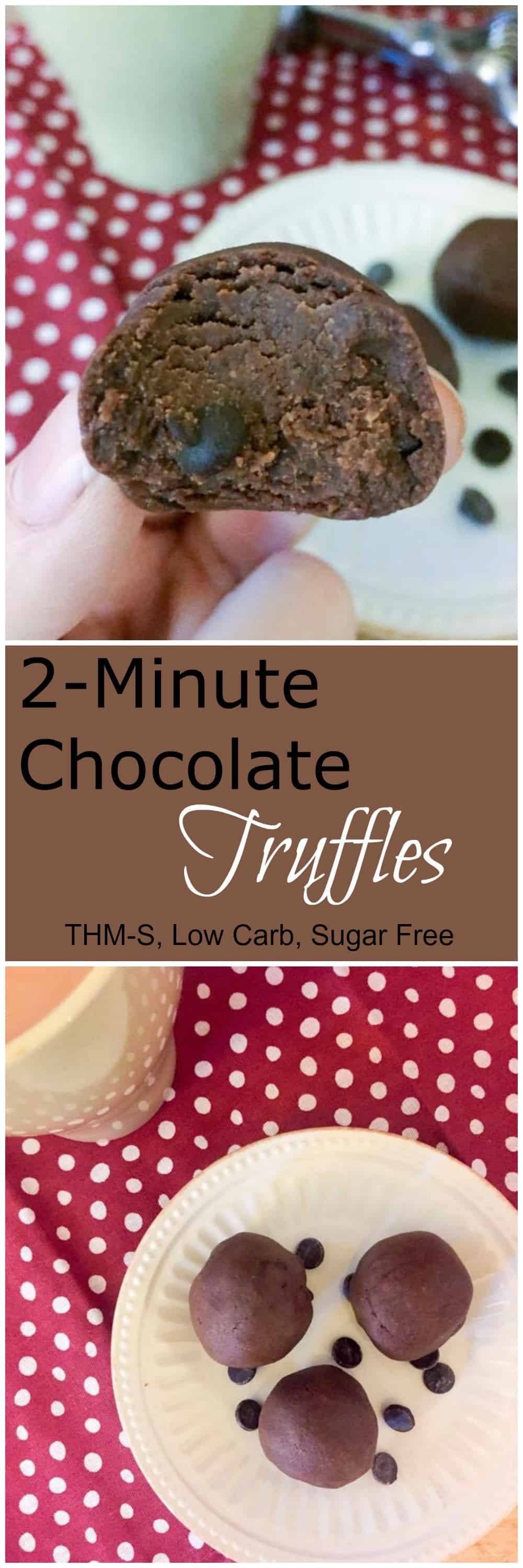 how to eat truffles chocolate