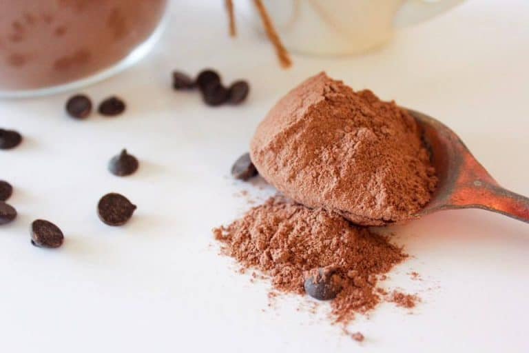 Protein Hot Chocolate Mix (THM-FP, Sugar Free, Low Carb)