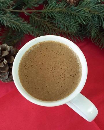 Secret Ingredient Hot Chocolate (THM-FP, Sugar Free, Low Fat, Low Carb)