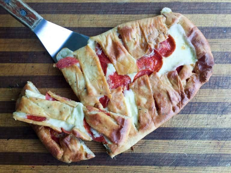 Low Carb Stromboli (THM-S, Gluten Free)