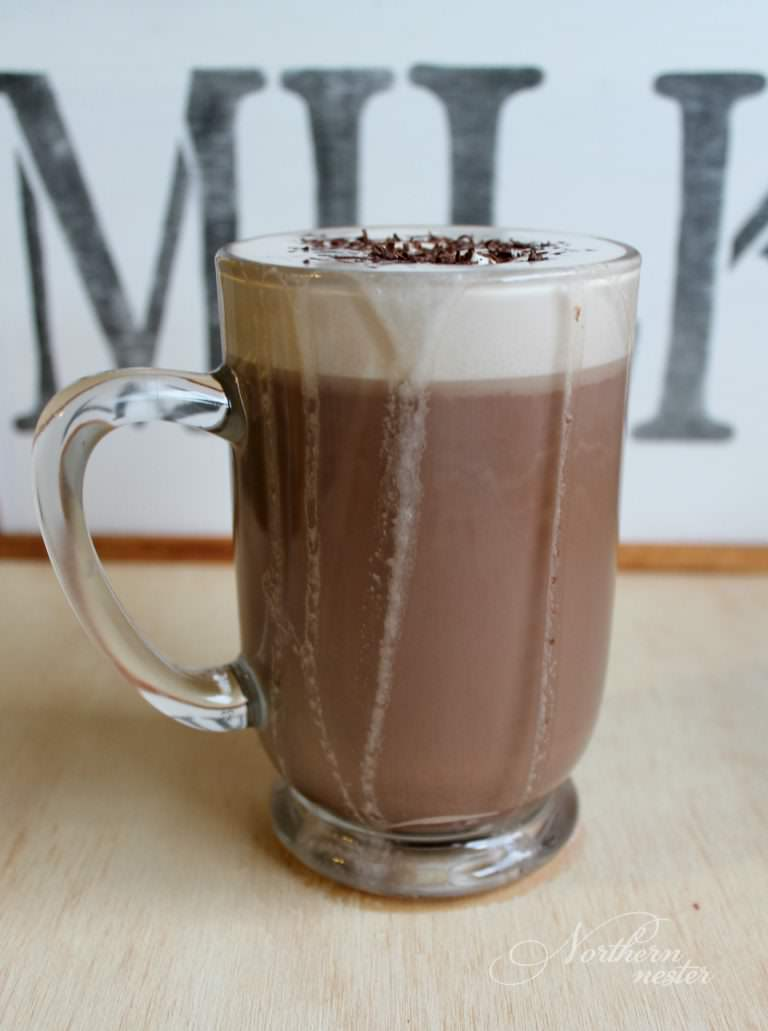 Northern Nester's Hot Chocolate Recipe (THM-S, Low Carb, Sugar Free)