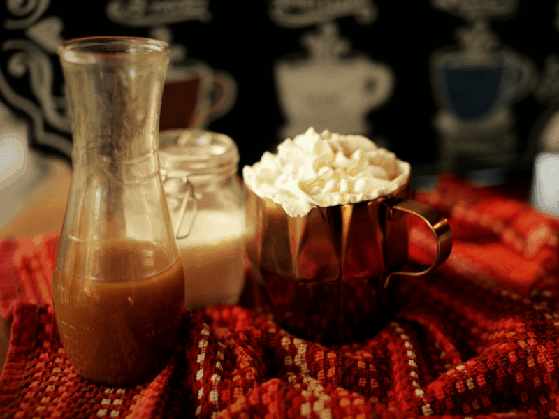Coffee House Syrups (THM, Low Carb, Sugar Free)