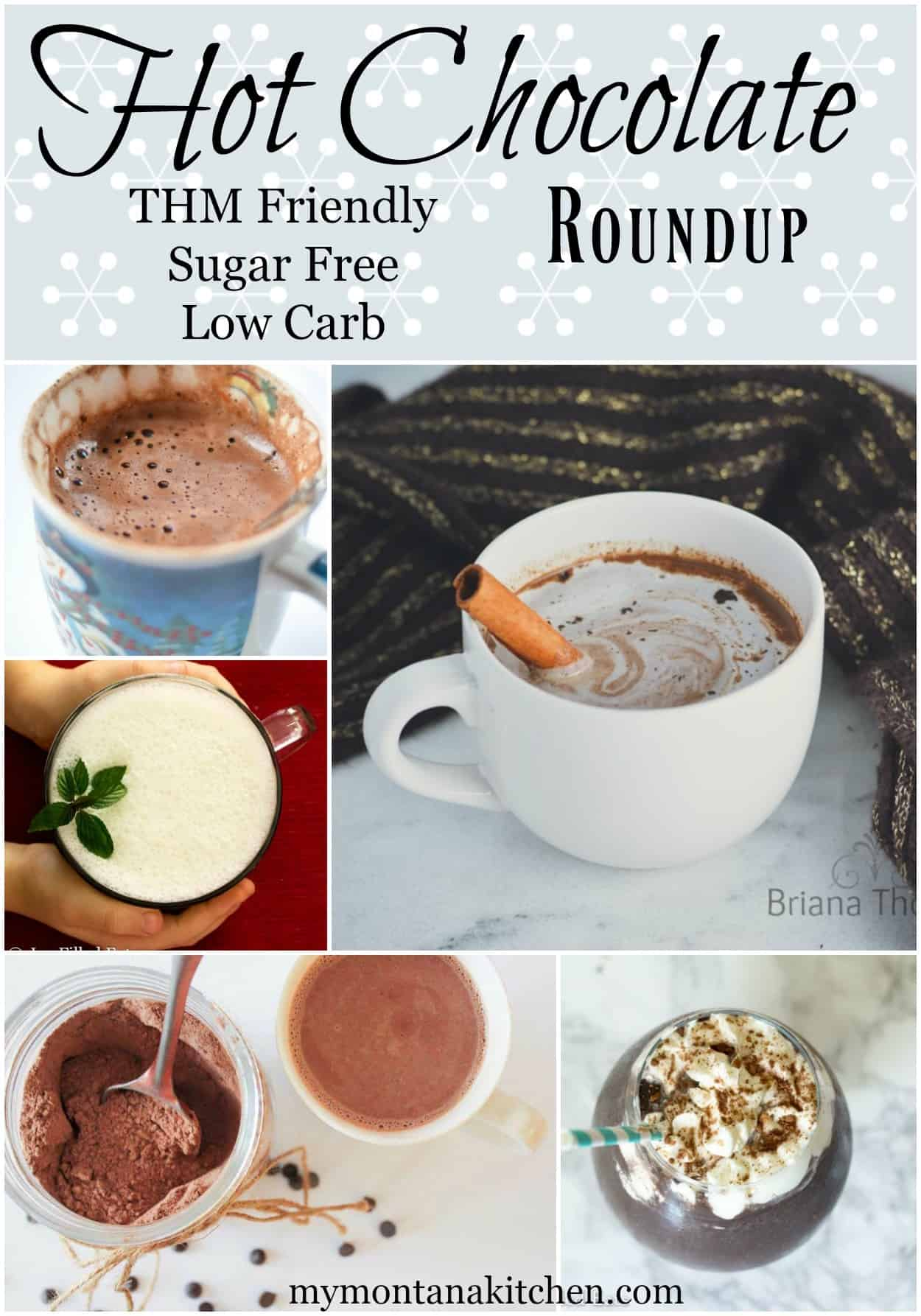 Hot Chocolate Roundup (THM-Friendly, Low Carb, Sugar Free)