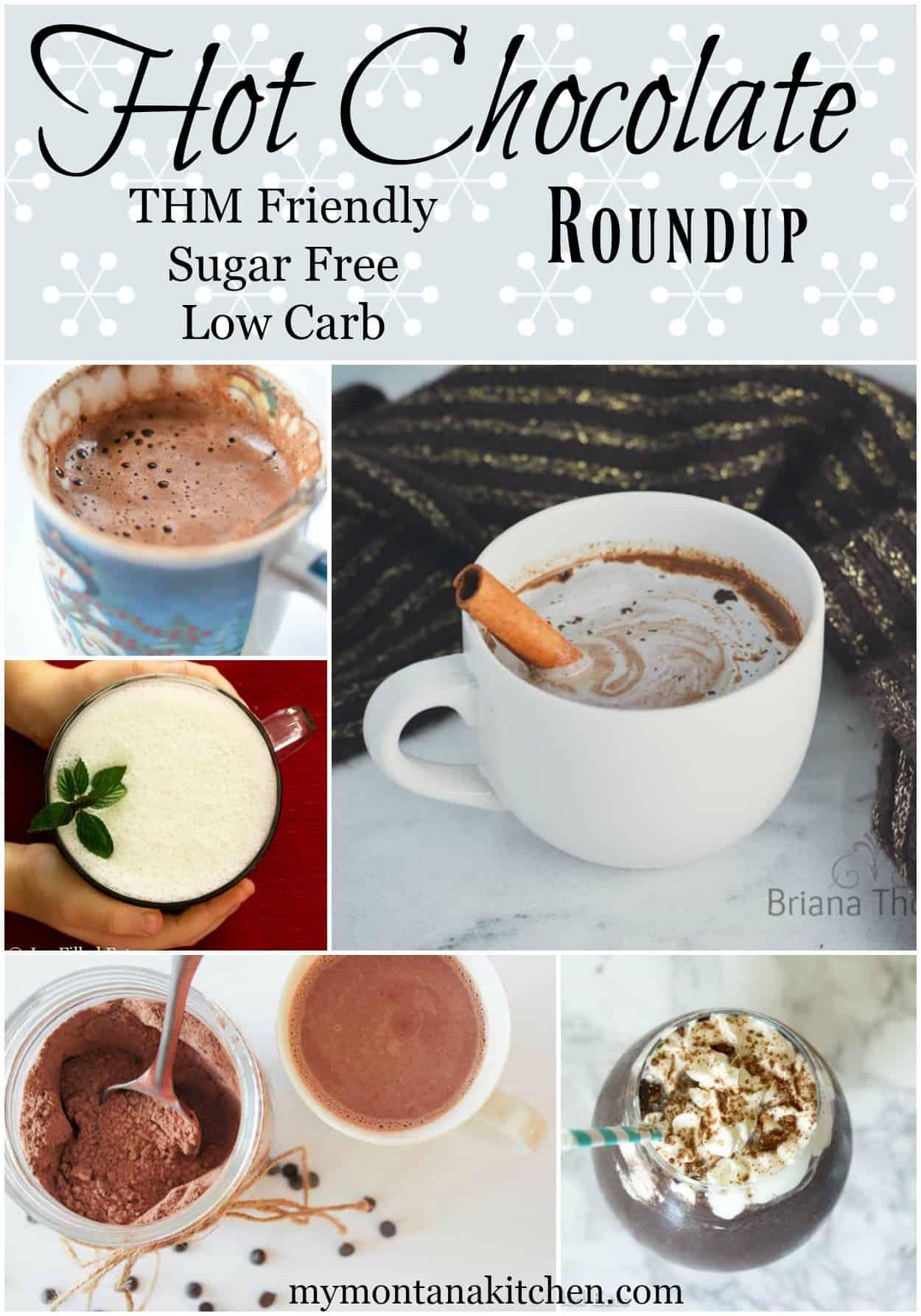 Low Carb, Sugar Free Hot Chocolate Roundup - My Montana Kitchen