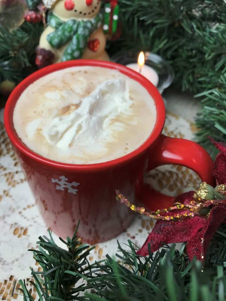 Rich and Creamy Hot Cocoa (THM-S, Low Carb, Sugar Free)