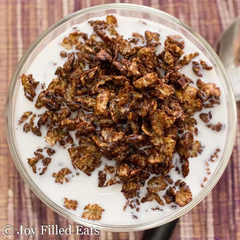 Copycat Cocoa Krispies (Sugar Free, Low Fat, THM-E)