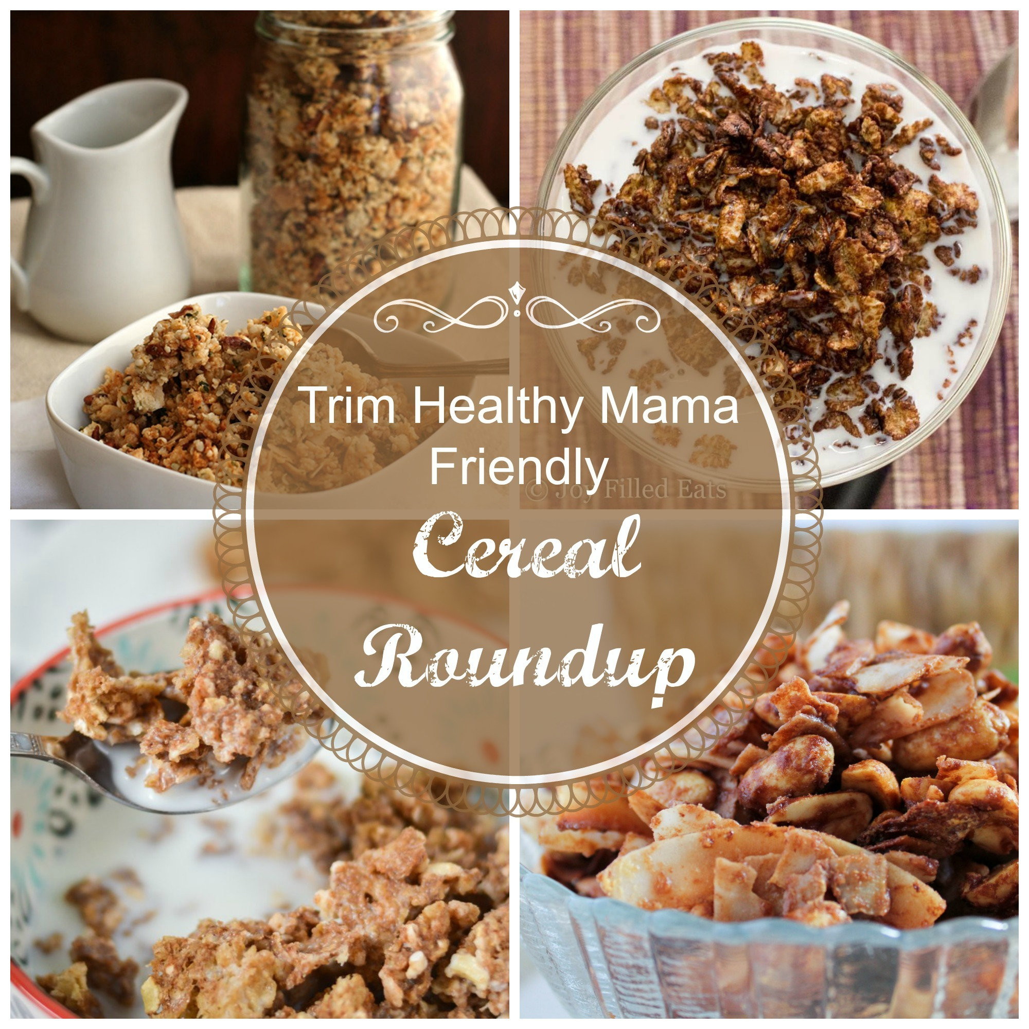 Trim Healthy Mama Friendly Cereal Round Up My Montana Kitchen
