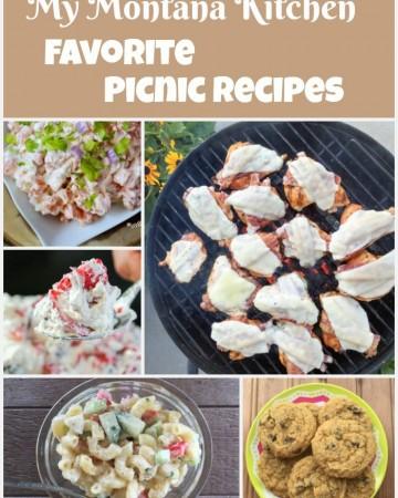 My Montana Kitchen Picnic Recipes