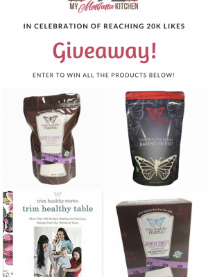 Trim Healthy Mama Product Giveaway