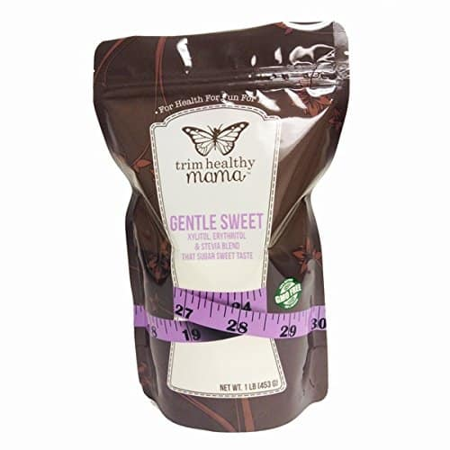 THM Gentle Sweet - my FAVORITE low carb sweetener