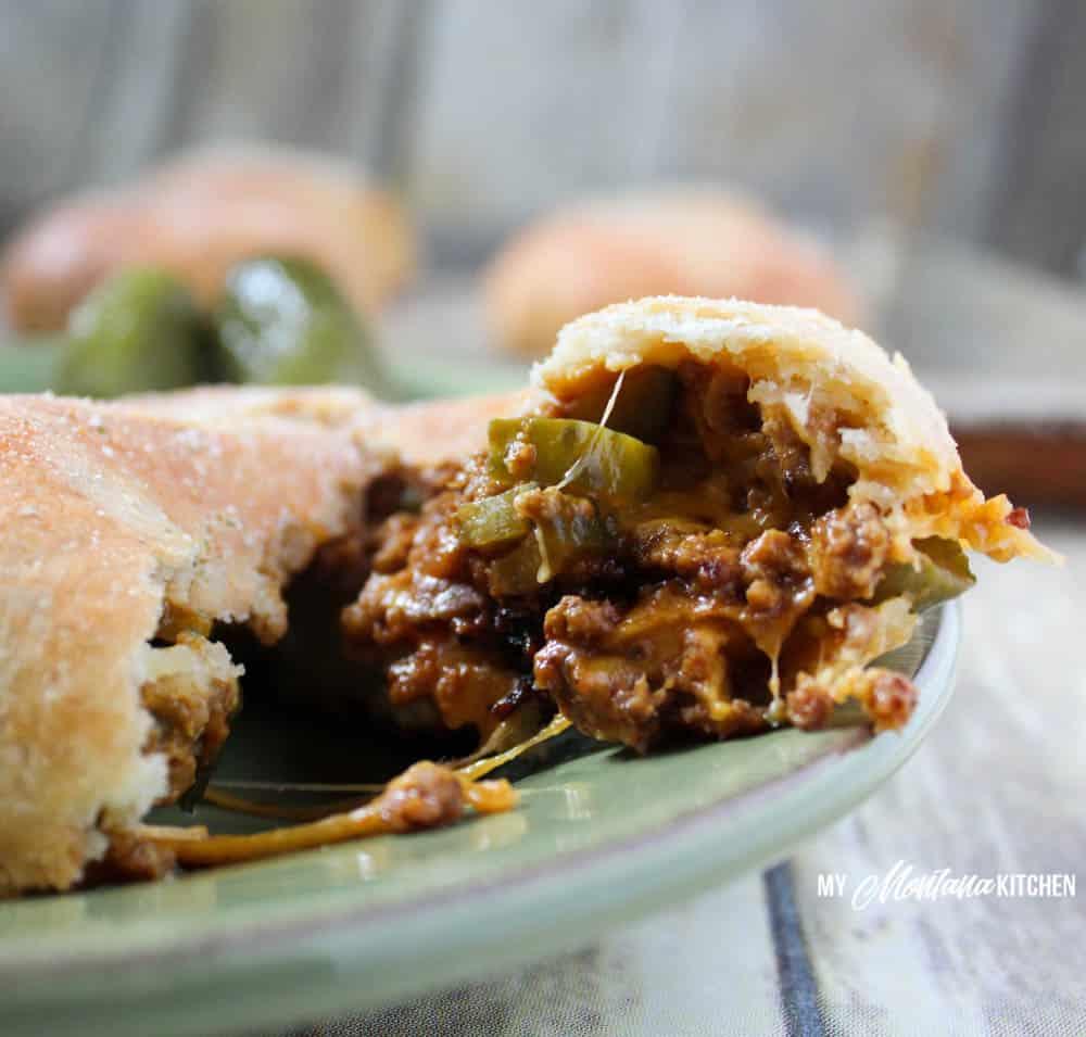 Easy Lunch Ideas - Low Carb Cheeseburger Buns (THM, Low Carb) #trimhealthymama #thmlunch #quicklunch #easylunchideas