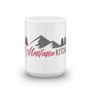 15 ounce My Montana Kitchen Coffee Mug