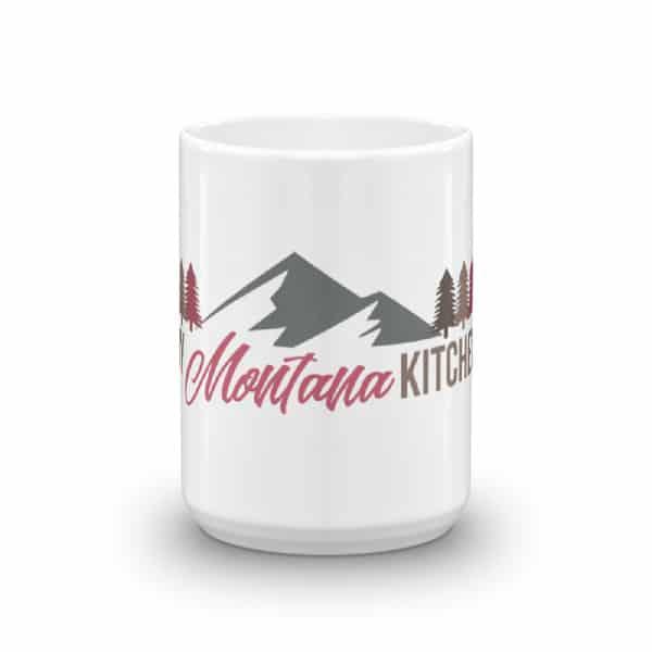 15 ounce My Montana Kitchen Coffee Mug