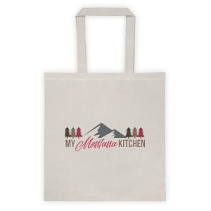 My Montana Kitchen Tote bag