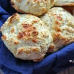 Low Carb Biscuits (THM-Friendly, Gluten Free)