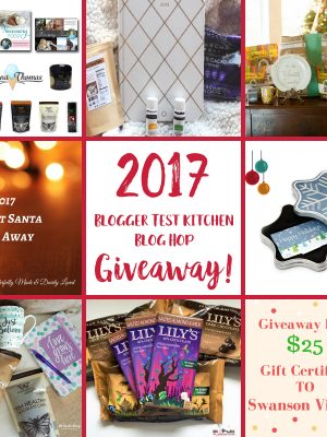 Lily's Chocolate and Blog Hop Giveaway