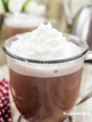 2 Minute Hot Chocolate