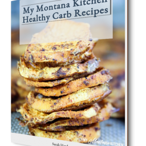 Healthy Carb Ebook Cover