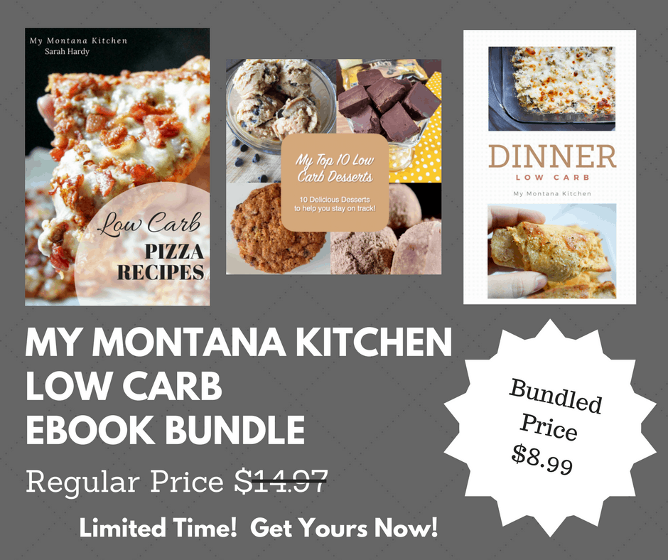 Low Carb Ebook Bundle