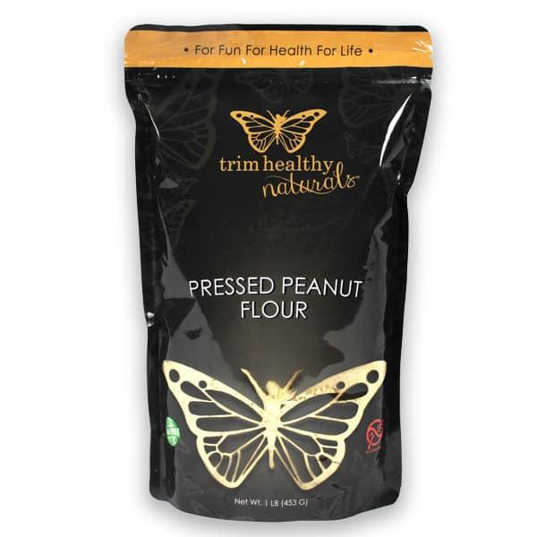 Trim Healthy Mama Pressed Peanut Flour