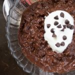 Brownie Batter Chocolate Oatmeal