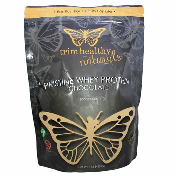 Trim Healthy Mama Chocolate Pristine Whey Protein Powder