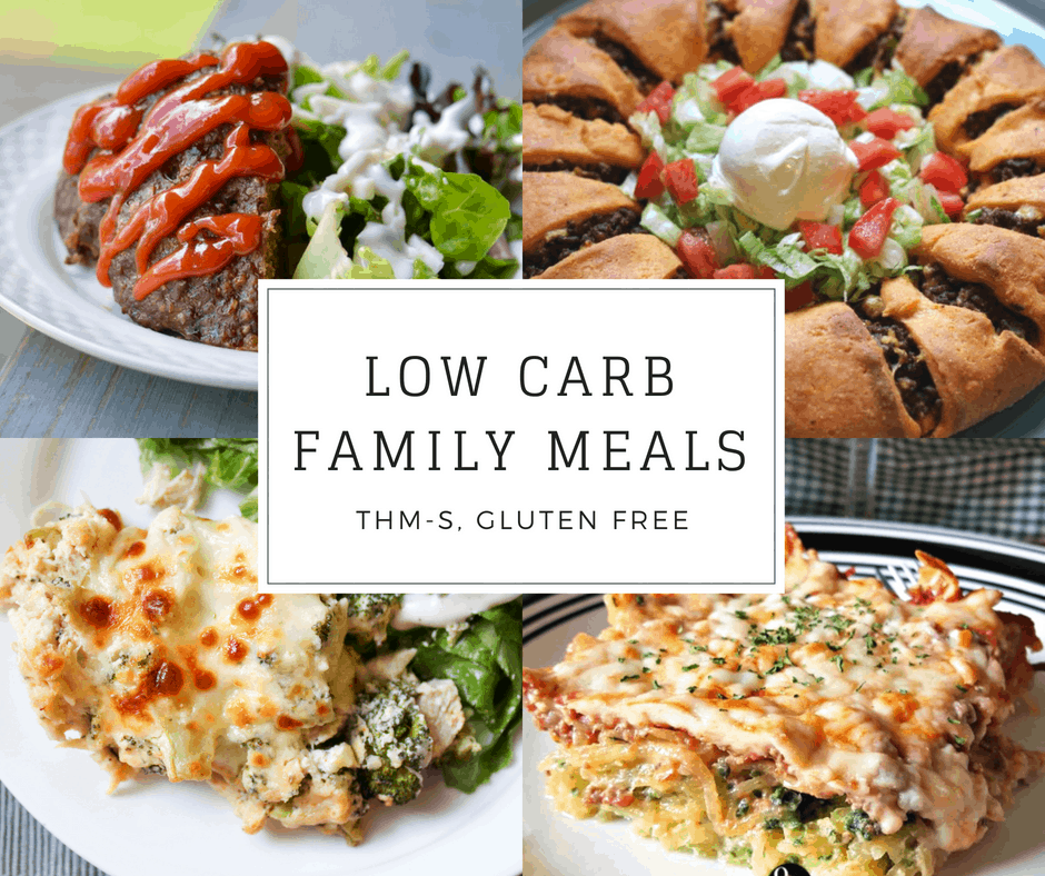 20 Low Carb Family Meals My Montana Kitchen
