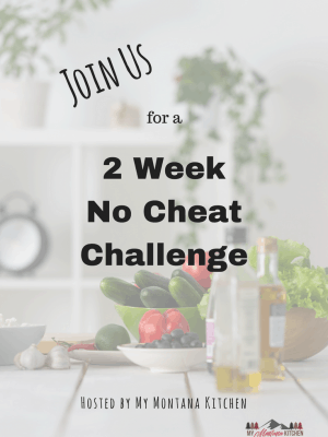 2 Week No Cheat Challenge