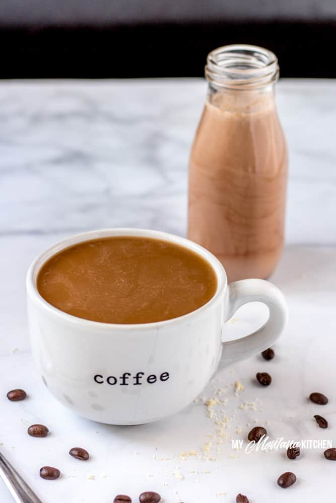Keto Coffee Creamer | My Montana Kitchen