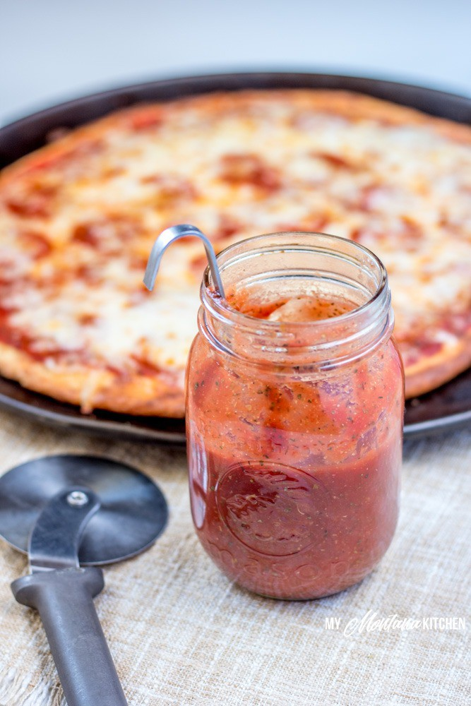 Sugar Free Pizza Sauce My Montana Kitchen