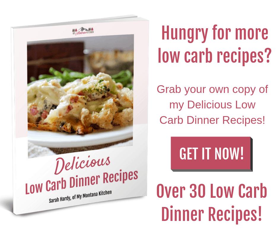 Low Carb Alfredo Chicken Casserole   My Montana Kitchen