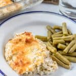 Easy Chicken Casserole with Green Chiles