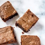 How to Make Amazing Low Carb Peanut Butter Brownies