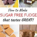 5 Sugar Free Fudge Recipes You Have to Try!