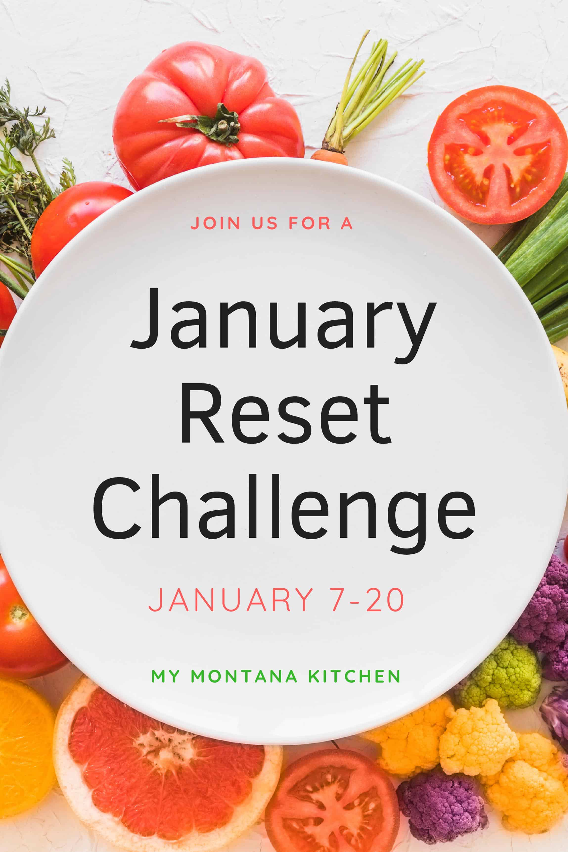 Need a reset after the Holidays, or just need some accountability sticking to the Trim Healthy Mama plan? Join the January Reset Challenge, a free 2 week challenge designed to help you stay on track and crush your goals! #trimhealthymama #thm #challenge #thmchallenge #januarychallenge #trimhealthymamachallenge #thmchallenge