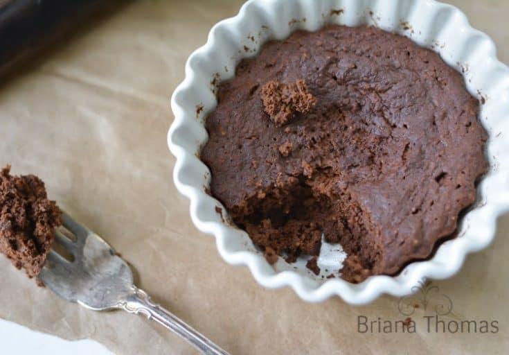 Single-Serve Brownie