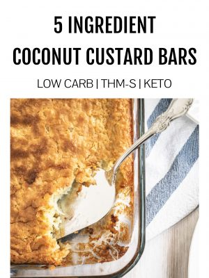 This coconut bars recipe is made with a keto dairy free condensed milk. These healthy coconut bars are also keto friendly, paleo, and dairy free! #coconutbarsrecipe #healthycoconutbars