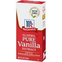 McCormick Vanilla, Pure, 4 OZ