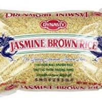 Dynasty Jasmine Brown Rice, 5 Pound