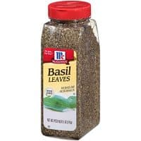 McCormick Basil Leaves (Dried Basil), 5 oz